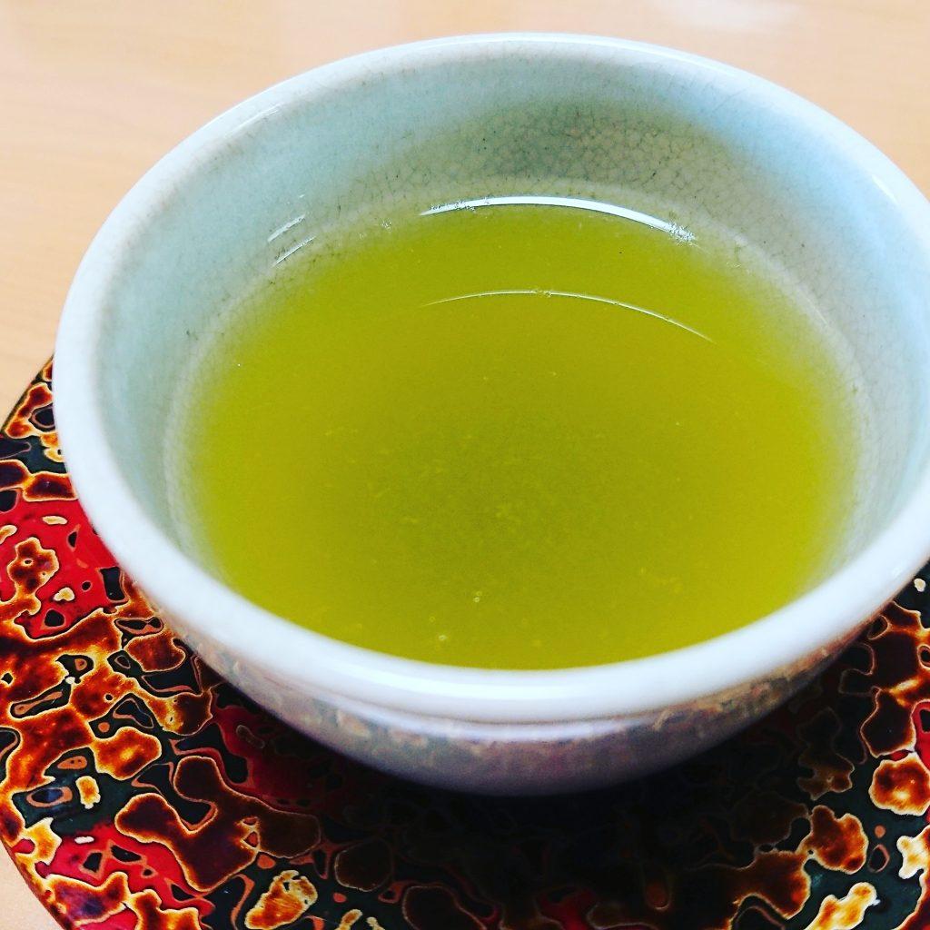 新茶の美味しい季節